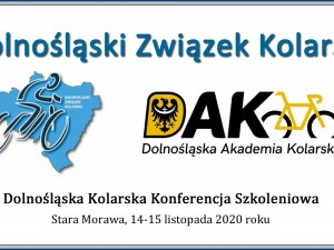 3. edycja Dolnośląskiej Kolarskiej Konferencji Szkoleniowej