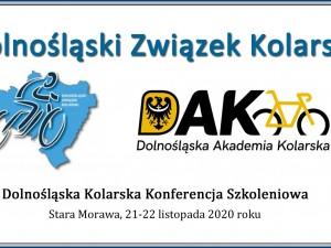 Zmiana terminu Dolnośląskiej Kolarskiej Konferencji Szkoleniowej